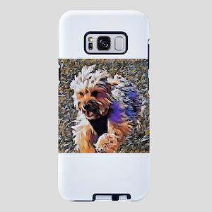 Penny running Samsung Galaxy S8 Plus Case