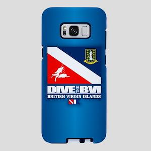 Dive the BVI Samsung Galaxy S8 Plus Case