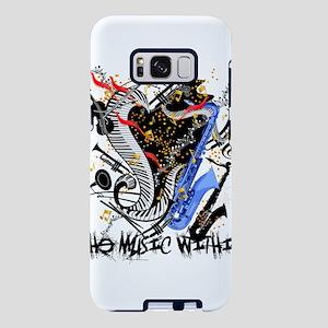 Musical Instruments Ba Samsung Galaxy S8 Plus Case