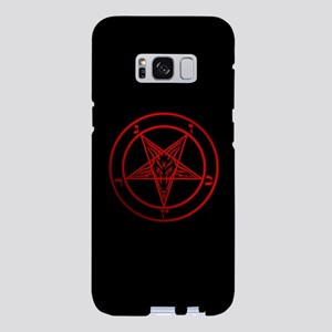 Satanic Pentagram Samsung Galaxy S8 Plus Case