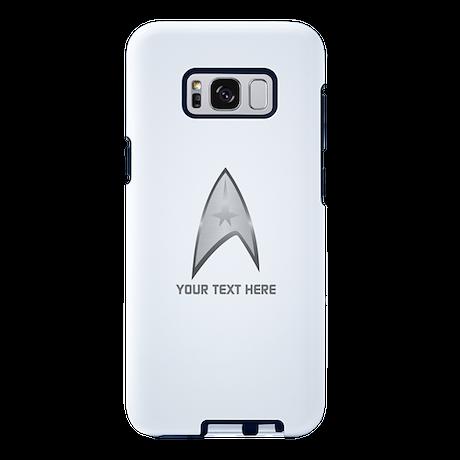 Star Trek Symbol Perso Samsung Galaxy S8 Plus Case