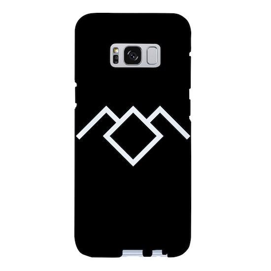 Twin Peaks Owl Cave Symbol Samsung Galaxy S8 Plus