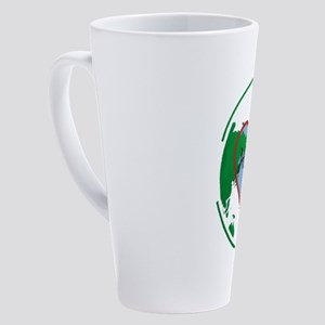one love 17 oz Latte Mug