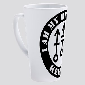 My Brothers keeper-V2 17 oz Latte Mug