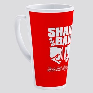Shake and Bake 17 oz Latte Mug