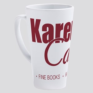 One Tree Hill Karen's Cafe 17 oz Latte Mug