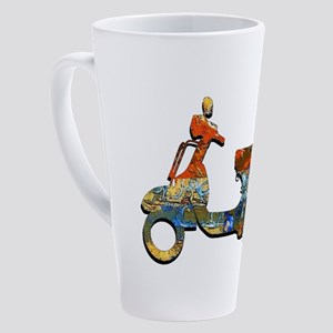 CRUISE ON 17 oz Latte Mug