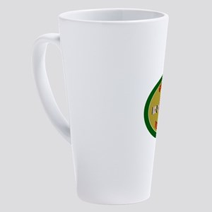gulf-war-group-3-oval 17 oz Latte Mug