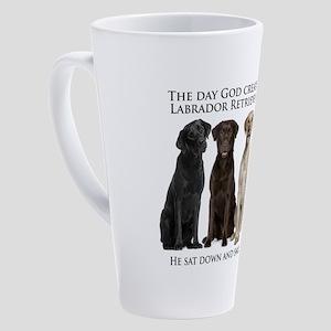 Creation of Labs 17 oz Latte Mug