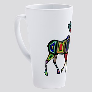 MOOSE STYLED 17 oz Latte Mug