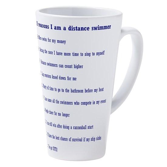 Distance Swimmer 2