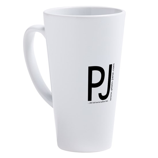 Plain-Jane Mug Logo