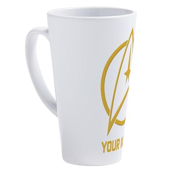 Star Trek: TOS Command Emblem