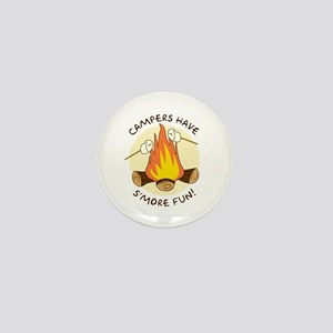 """S'more Fun"" Mini Button"