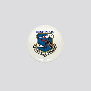 SAC - Strategic Air Command Mini Button