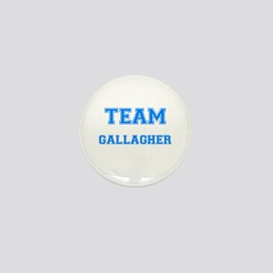 TEAM GALLAGHER Mini Button
