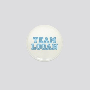 Team Logan Mini Button