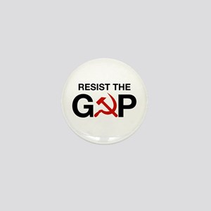 Resist The Gop Mini Button