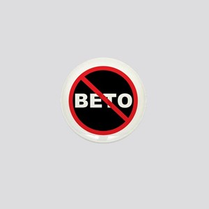Anti Beto for Senate Texas 2018 Mini Button