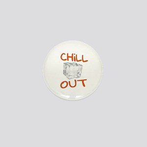 Chill Out Mini Button