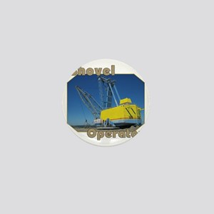 Dragline operator Mini Button