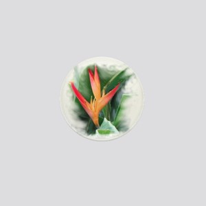 Bird of Paradise Mini Button