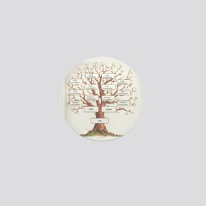 Ancestor Tree Mini Button