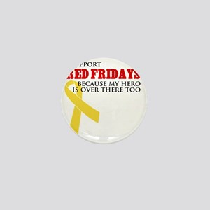 ISupportREdFridays1 Mini Button