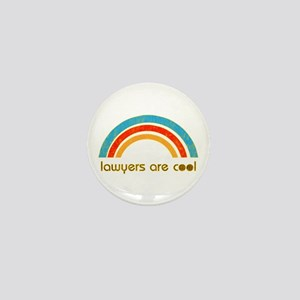 Lawyers Are Cool Mini Button