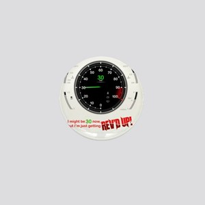 speedometer-30 Mini Button