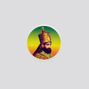 Ras Tafari Mini Button
