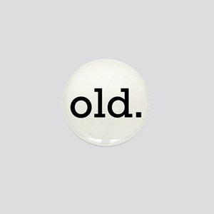 Old Mini Button