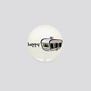 happy-camper Mini Button