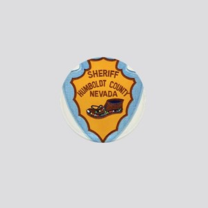 Humboldt Nevada Sheriff Mini Button