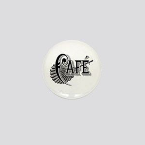 Cafe Mini Button