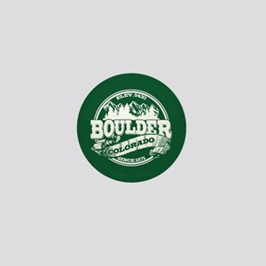 Boulder Old Circle Mini Button