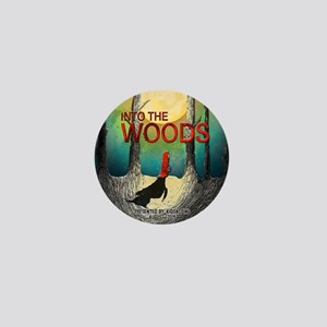 Into The Woods Summer 2015 Mini Button