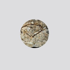Egon Schiele Autumn Tree In The Wind Mini Button