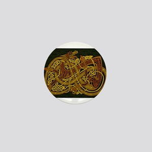 Dragons Of Wicca Buttons - CafePress