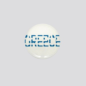 GREECE Mini Button