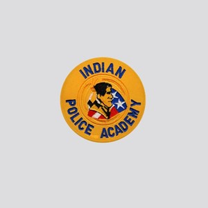 Indian Police Academy Mini Button