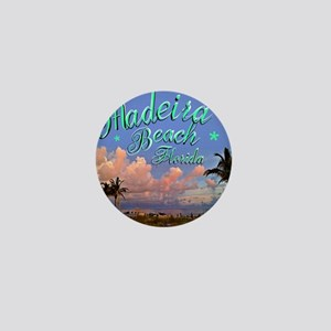 Madeira Beach Mini Button