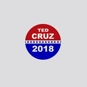 Ted Cruz Senate 2018 Mini Button