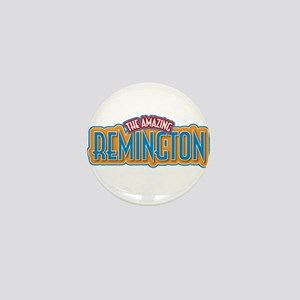 The Amazing Remington Mini Button