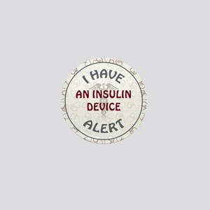 AN INSULIN DEVICE Mini Button