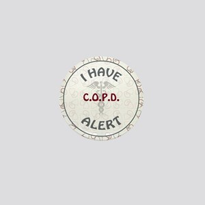 COPD Mini Button
