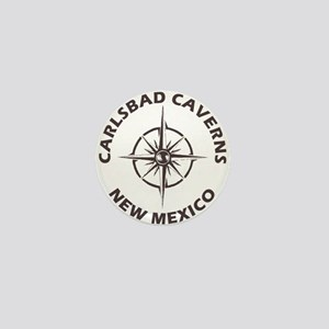 Carlsbad Caverns - New Mexico Mini Button