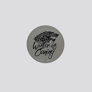 GOT Winter Is Coming Mini Button