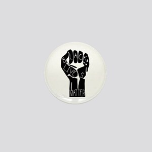 BLACK LIVES MATTER POWER Mini Button