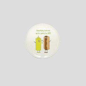 Funny Hot Dog Slogans Buttons - CafePress